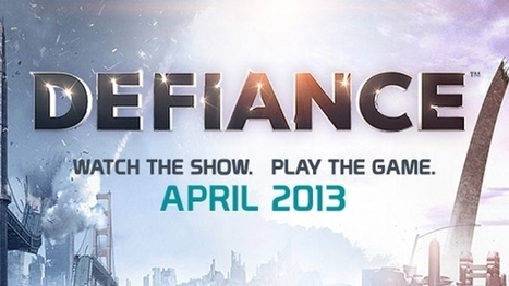Transmedia Tuesday: Syfy Wants You to Play their new TV Show, Defiance | Machinimania | Scoop.it