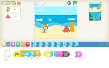 ScratchJr – Applications Android sur GooglePlay | Edu4Kids | Scoop.it