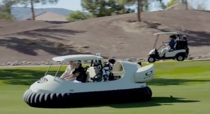 Viral Video Chart: Bubba Watson's hovercraft soars over Beyonce's Pepsi routine | Kick Ass Media Ideas | Scoop.it