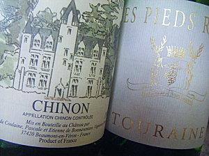 'Les Pieds Rôtis' Touraine Blanc / 2009 / Etienne de Bonnaventure - Château de Coulaine | Vins de Loire | Scoop.it