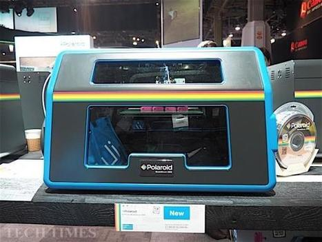 Polaroid to enter 3D printing market in 2016 with ModelSmart 250S 3D printer   Serendipitic   Scoop.it