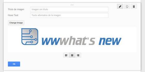 Ya es posible agregar imágenes a los formularios de Google Drive | Aplicaciones y dispositivos para un PLE | Scoop.it
