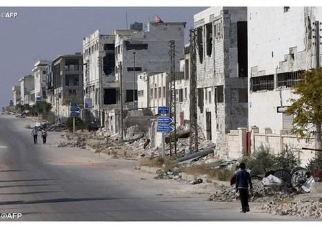 L'évêque syro-catholique d'Alep exhorte les chrétiens à ne pas quitter la Syrie | Echos des Eglises | Scoop.it