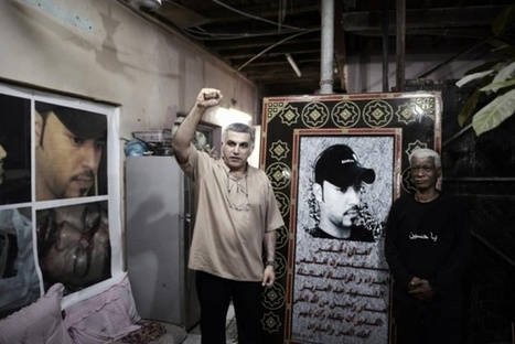 Leading Bahraini human rights activist , Nabeel Rajab, arrested.... | Human Rights and the Will to be free | Scoop.it