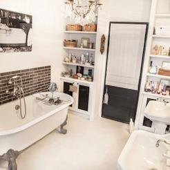Comment rénover sa salle de bains sans se ruiner - Huggy   Accessoires salle de bains   Scoop.it