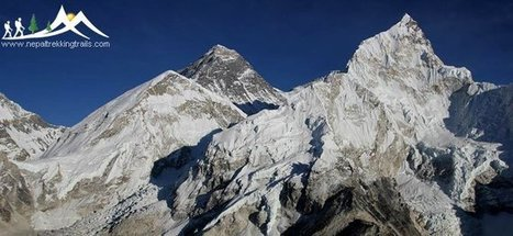 Everest Base Camp Trekking - Lukla Everest Trek - Nepal Trekking | Nepal Trekking trails | Scoop.it