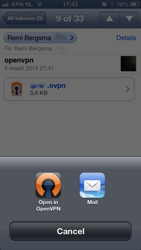 Secure browsing on iOS (iPhone/iPad) using OpenVPN and the Raspberry Pi | Raspberry Pi | Scoop.it