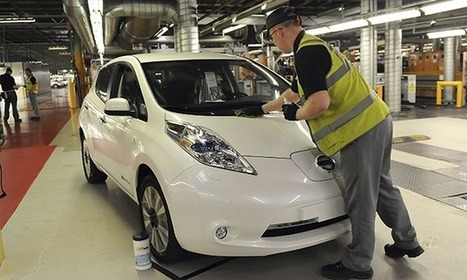 UK car production passes 1.5m amid growing consumer confidence - The Guardian   UK Manufacturing   Scoop.it