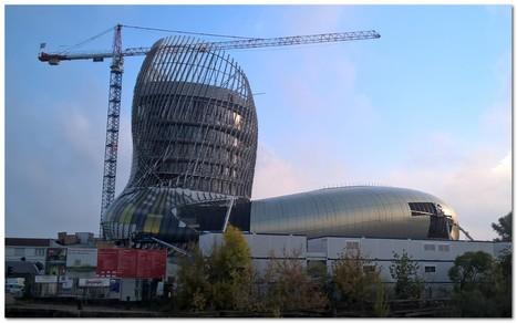Bordeaux: la Cité du Vin soutenue par l'Union européenne ouvrira le 2 juin | Fonds européens en Aquitaine | Scoop.it