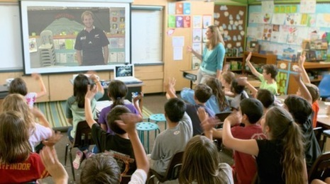 Skype in the classroom | Helen's Teaching and Learning Ideas | Scoop.it