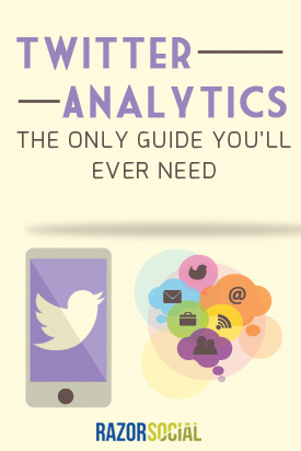 Twitter Analytics: The Only Guide You'll Ever Need | Simply Social Media | Scoop.it