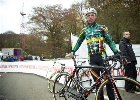 Sven Nys Interview: Growing Cyclocross | Bicycling Magazine | Life via bike... | Scoop.it