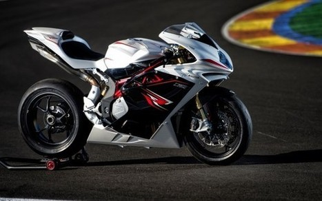 MV Agusta makes offcial return to racing! | Ducati & Italian Bikes | Scoop.it