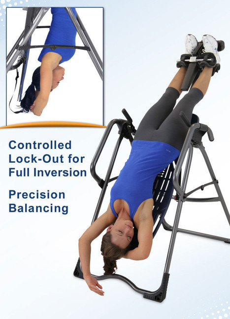 Teeter Hang Ups EP-960 Inversion Table Review - Read Now | Inversion Table Reviews | Scoop.it