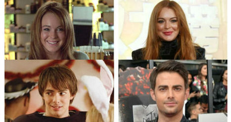Mean Girls Cast Then And Now | MOVIES VIDEOS & PICS | Scoop.it