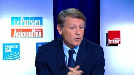 "Vincent Peillon sur FRANCE 24 : ""Je mènerai ma réforme de l'école ... - FRANCE 24 