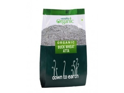 Buy Down to Earth Buckwheat Atta Online | Organic Health Food Products and Natural Beauty Products | Scoop.it