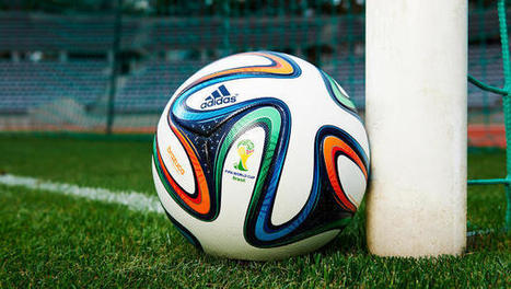 Adidas Reveals The Brazuca, A World Cup Soccer Ball Two And A Half Years In The Making | sports | Scoop.it