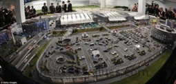 The World's Largest Model Railroad Gets An Airport | Antiques & Vintage Collectibles | Scoop.it