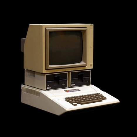 How Steve Jobs Brought the Apple II to the Classroom | Anytime Anywhere Learning | Scoop.it