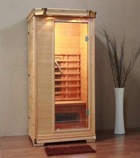 How to Get a One Person Sauna on Sale   Sauna King   Scoop.it