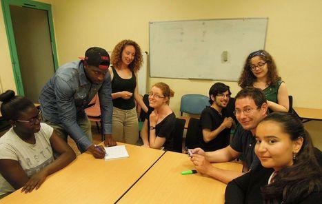 Trappes : le Trappy blog veut légitimer la parole des jeunes | LAURENT MAZAURY : ÉLANCOURT AU CŒUR ! | Scoop.it