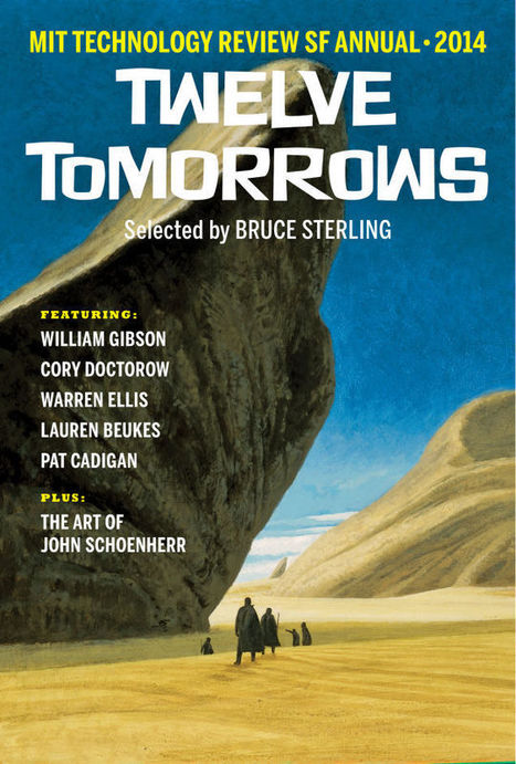 You Must Pick Up The MIT Technology Review's 2016 Issue Of Twelve Tomorrows - io9 | New inventions | Scoop.it