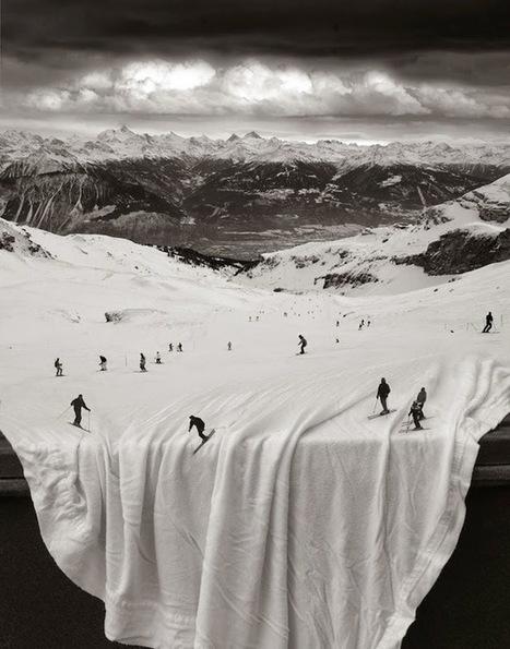 Le surréalisme photographique de Thomas Barbéy | Votre branding en IRL | Scoop.it