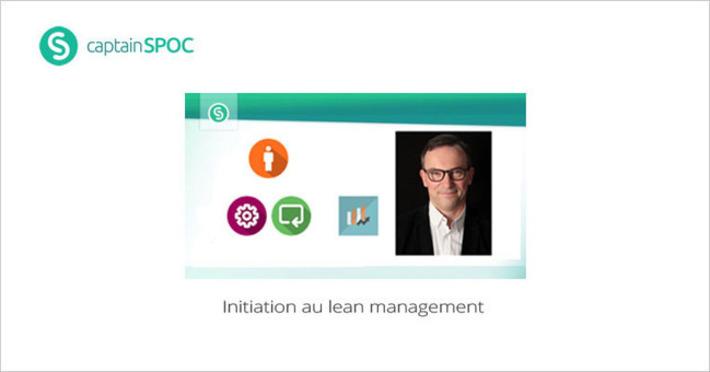 [Novembre] SPOC : Initiation au lean management | MOOC Francophone | Scoop.it