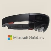 The Microsoft Hololens: An Augmented Reality Headset | Blog | Scoop.it