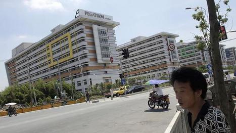 Les ouvriers chinois payés 1,85 dollar de l'heure pour fabriquer l'iPhone 6s | Banking, Finance & Economics | Scoop.it