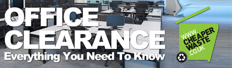 Office Clearance – Everything You Need To Know | Recycling | Scoop.it