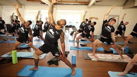 Yoga: why men don't get it | Yoga for men | Scoop.it