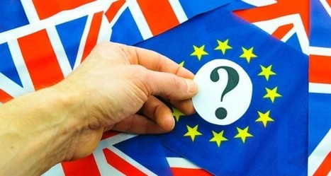 Brexit Survey : Nearly 8 in 10 marketers to vote in / The Marketing Society and RadiumOne  | A Fresh Look at the Latest UK Marketing News | Scoop.it