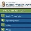 Top 10 Twitter Trends of the Week by HootSuite (USA), Volume 40 | Evolution et développement | Scoop.it