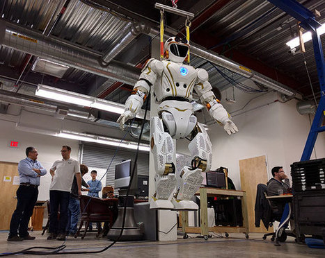 NASA's Valkyrie Humanoid Upgraded, Delivered to Robotics Labs in U.S. and Europe | Post-Sapiens, les êtres technologiques | Scoop.it