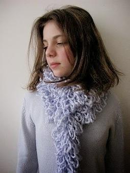 DIY: cómo hacer una bufanda de lana sin tejer | Som Somni | Scoop.it