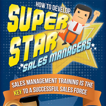 How to Develop Super Star Sales Managers [INFOGRAPHIC] - Salesforce.com | Business Transformation | Scoop.it