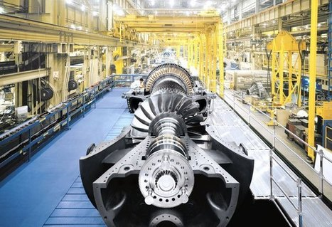 GE is using big data to make smarter turbines — Tech News and ... | Rotating Machinery | Scoop.it