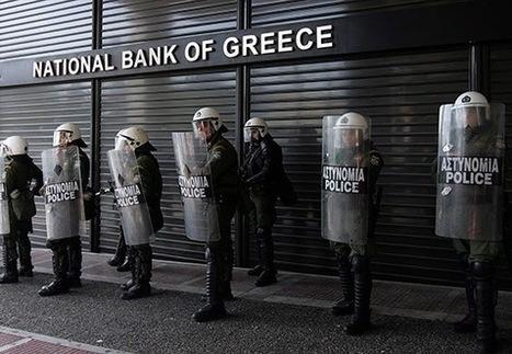 'La crise grecque montre que le capitalisme n'est plus compatible avec la démocratie» | ALTERNATIVES ET RÉSISTANCES | Scoop.it