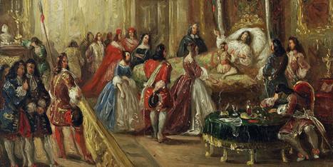 Inédit: revivez les DERNIERS jours de Louis XIV à Versailles grâce au numérique | Machines Pensantes | Scoop.it