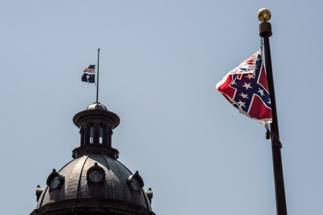Why South Carolina's Confederate flag isn't at half-staff after church shooting | Geography Education | Scoop.it