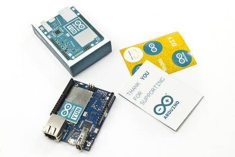 It's time to enjoy the Arduino Yún! | Arduino Focus | Scoop.it