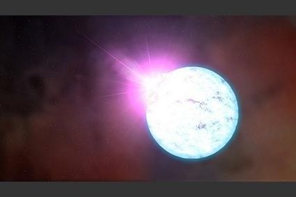 NASA'S Swift reveals new phenomenon in a neutron star | Amazing Science | Scoop.it