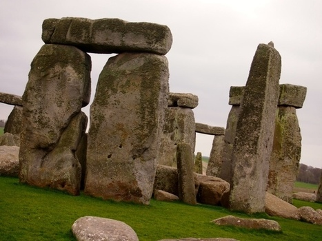 GB : Travel Squibs: Ancient Stonehenge Reborn for Visitors | World Neolithic | Scoop.it