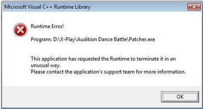 How to Fix Microsoft Visual C++ Runtime Library Error | Online Technical Support | Scoop.it
