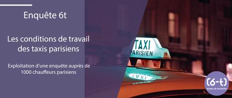 Quelles sont les conditions de travail des taxis parisiens ? – Blog 6t   Mobilités, modes de vie et modes de ville   Scoop.it