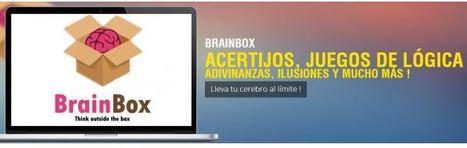 Brainbox, web de acertijos y luegos de lógica para mantener la mente en forma   Matematicas   Scoop.it