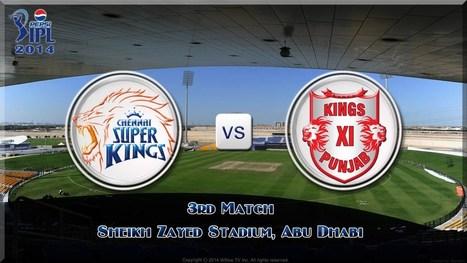 [CSK vs KXIP Prediction] Chennai vs Punjab – Toss – Pitch Report   18 April   Cricket Updates 365   Scoop.it