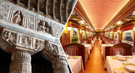 Palace On Wheels Tour Travel: Exploring the treasures of Ajanta and Ellora | Palace on wheels | Scoop.it
